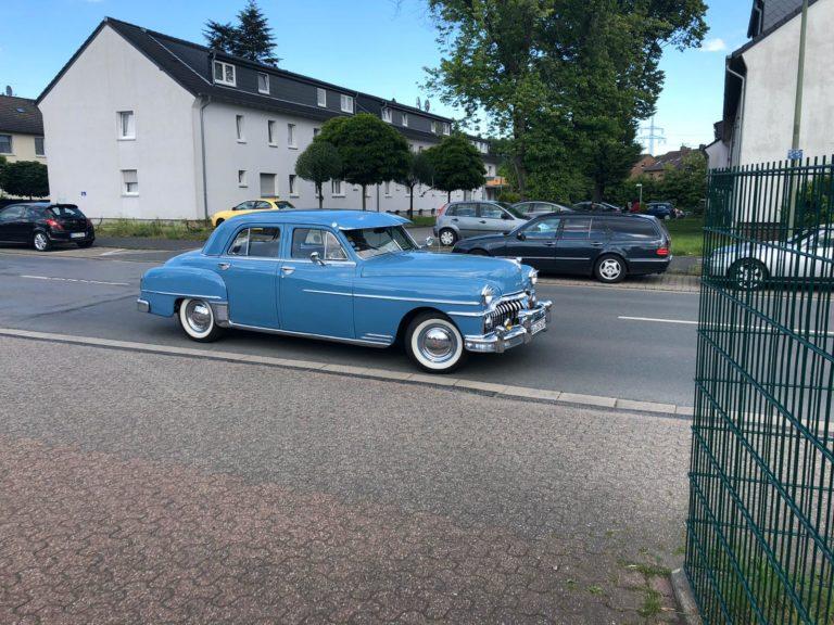 DeSoto BJ 1950